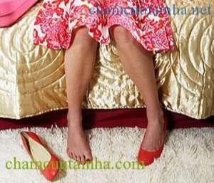 Các bác sĩ nhận định, ở người bình thường, 2 chân trở nên hồng hào sau 10-30 giây.