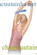 bài tập căng cơ lưng rộng