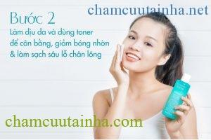 Các bạn gái hãy bỏ túi 6 bước này để lấy lại sự tự tin với làn da sạch mụn - Ảnh 2.