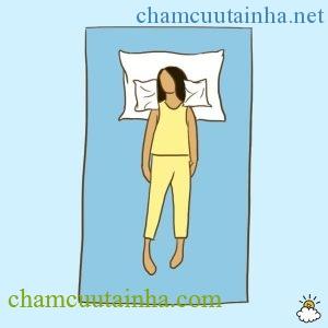 8 tư thế ngủ kì diệu giúp bạn chữa bách bệnh - Ảnh 5.