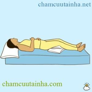 8 tư thế ngủ kì diệu giúp bạn chữa bách bệnh - Ảnh 6.