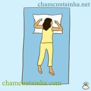 8 tư thế ngủ kì diệu giúp bạn chữa bách bệnh - Ảnh 7.