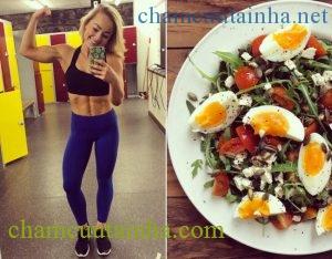 Đây là thực đơn giúp bạn giảm cân nhanh mà vẫn khỏe mạnh, không cần nhịn ăn - Ảnh 2.