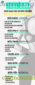 Ăn uống thế nào để giảm cân nhanh mà vẫn lên cơ săn chắc? - Ảnh 3.