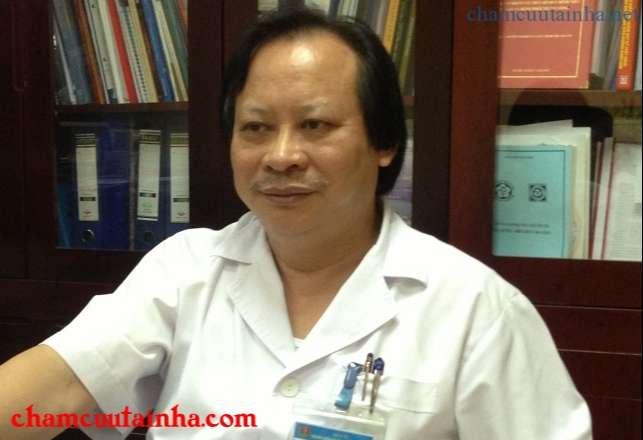 PGS.TS. Nguyễn Viết Nhung, Giám đốc Bệnh viện Phổi trung ương