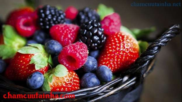 quả mọng tốt cho người tiểu đường