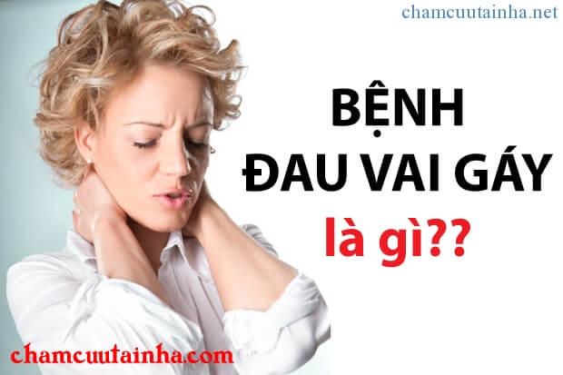 Những nguyên nhân của đau vai gáy?