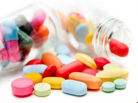 Một số loại thuốc cũng làm da dễ bắt nắng, cháy nắng hơn. Hình minh họa.