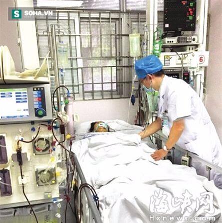 Tình trạng của Tất Tuyết hiện vẫn đang rất nguy kịch.