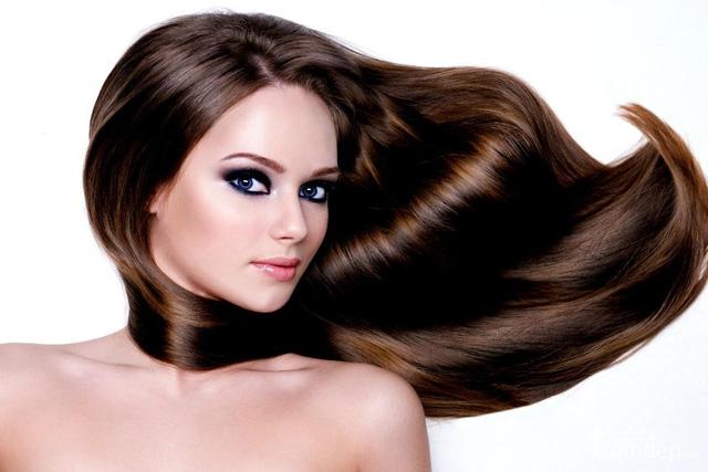 Để có mái tóc khỏe, đẹp phụ thuộc vào rất nhiều yếu tố như chế độ dinh dưỡng, thói quen sinh hoạt, tâm lý và tần suất can thiệp công nghệ làm đẹp vào mái tóc. Ảnh minh họa