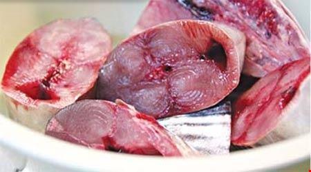 Thủy ngân có trong các loại cá biển lớn có thể không tốt cho não nếu bạn ăn quá nhiều.
