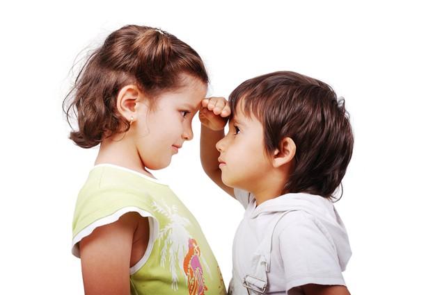 Chiều cao bị tác động xấu khi trẻ sâu răng sữa