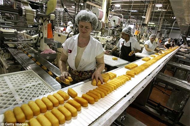 Phơi nhiễm có thể bắt nguồn từ nhà máy sản xuất