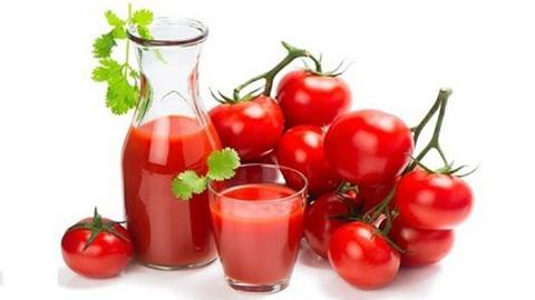 Cà chua chứa chất lycopene, duy trì sự năng động cả về tinh thần lẫn thể chất.