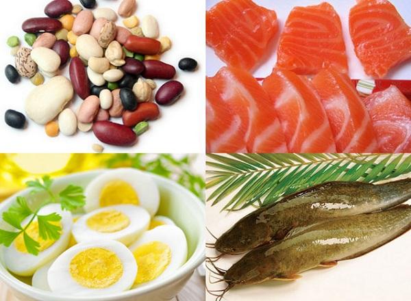Ăn uống đa dạng thực phẩm là nguồn bổ sung canxi tốt cho trẻ