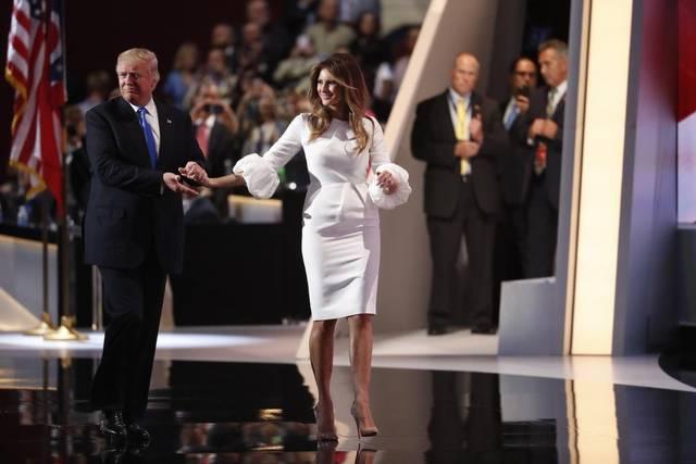 Bà Trump tiết lộ bí quyết gợi cảm