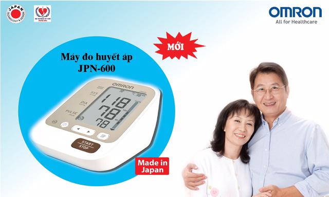 Omron JPN 600 được nhiều người tin dùng