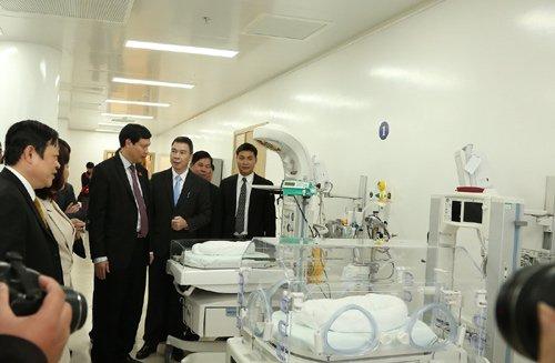 Khai trương Bệnh viện Đa khoa Quốc tế Vinmec Hạ Long